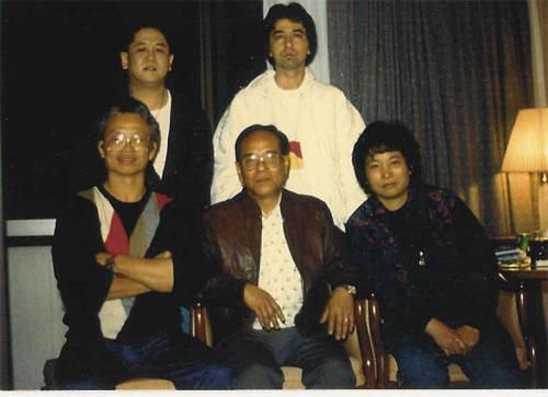 4 Generations of Yuen Kay San Wing Chun